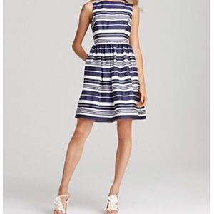 Lilly Pulitzer Eryn Stripe Dress Sz 2 NWT